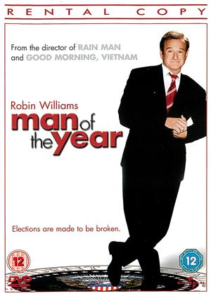 Rent Man of the Year Online DVD & Blu-ray Rental