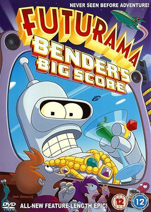 Rent Futurama: Bender's Big Score Online DVD Rental