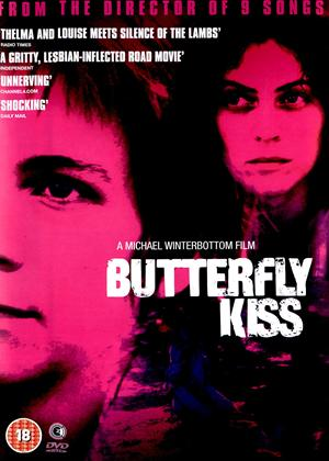 Rent Butterfly Kiss Online DVD & Blu-ray Rental