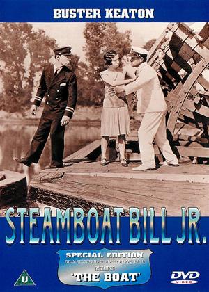 Steamboat Bill Jr.: Special Edition Online DVD Rental