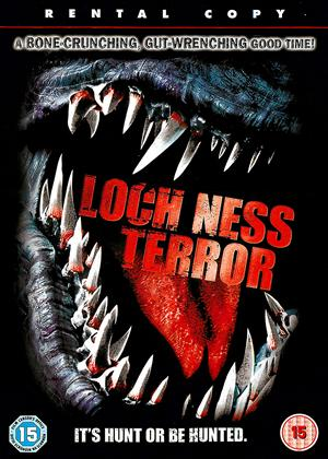 Rent Loch Ness Terror Online DVD Rental