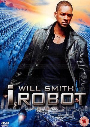 I, Robot Online DVD Rental