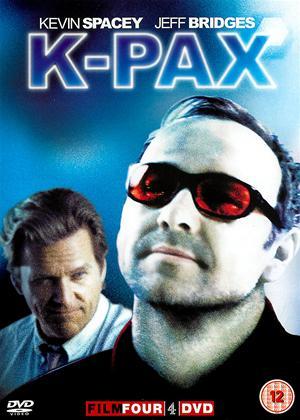 Rent K-Pax Online DVD Rental