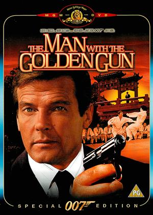 Rent James Bond: The Man with the Golden Gun Online DVD Rental