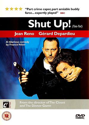 Shut up! Online DVD Rental
