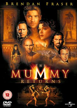Rent The Mummy Returns (aka The Mummy 2) Online DVD & Blu-ray Rental