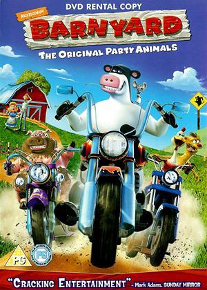 Rent Barnyard Online DVD Rental