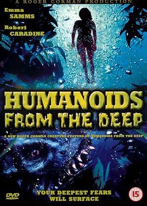 Rent Humanoids from the Deep Online DVD Rental