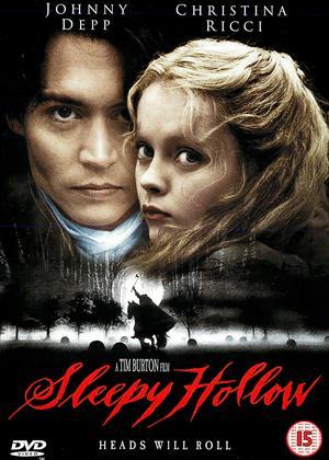 Sleepy Hollow Online DVD Rental