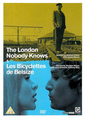 Rent The London Nobody Knows / Les Bicyclettes De Belsize Online DVD Rental