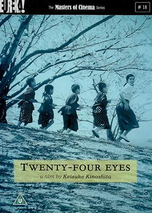 Rent Twenty Four Eyes (aka Nijushi no hitomi) Online DVD & Blu-ray Rental