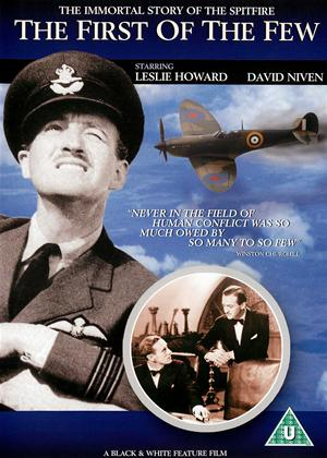 Rent The First of the Few (aka Spitfire) Online DVD Rental