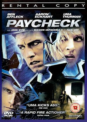 Rent Paycheck Online DVD Rental
