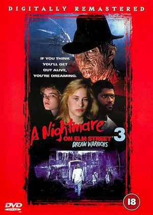 A Nightmare on Elm Street 3: Dream Warriors Online DVD Rental
