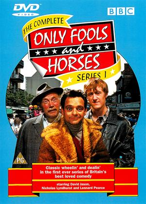 Rent Only Fools and Horses: Series 1 Online DVD Rental