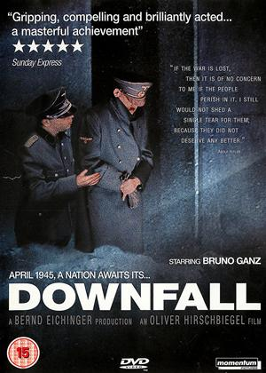 Rent Downfall (aka Der Untergang) Online DVD & Blu-ray Rental