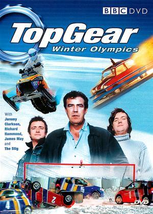 Rent Top Gear: Winter Olympics Online DVD Rental