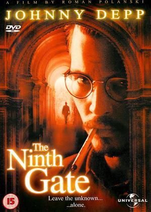Rent The Ninth Gate Online DVD Rental