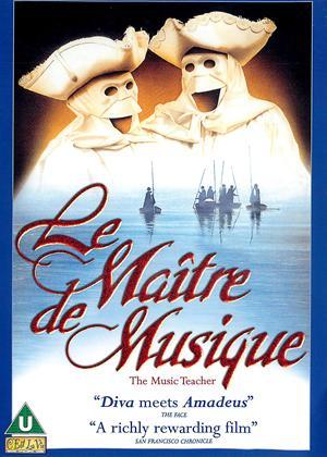 Rent The Music Teacher (aka Le Maitre Musique) Online DVD & Blu-ray Rental