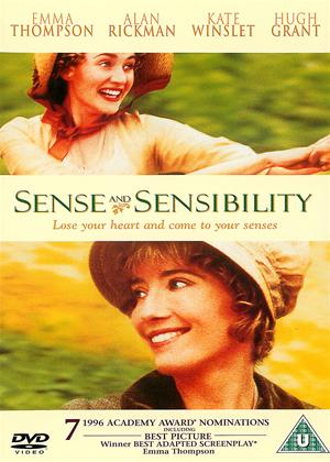Sense and Sensibility Online DVD Rental