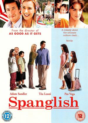 Rent Spanglish Online DVD Rental