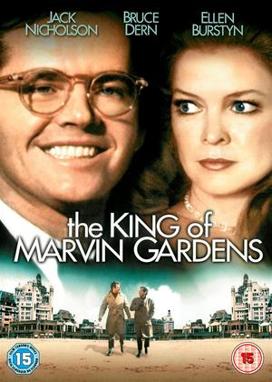 Rent The King of Marvin Gardens Online DVD Rental