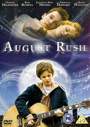 Rent August Rush Online DVD & Blu-ray Rental