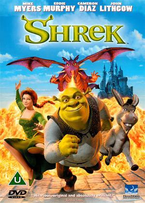 Shrek Online DVD Rental