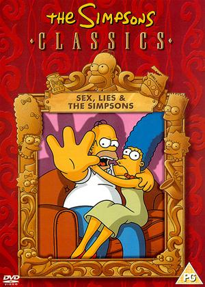 Rent The Simpsons: Sex, Lies and the Simpsons Online DVD Rental