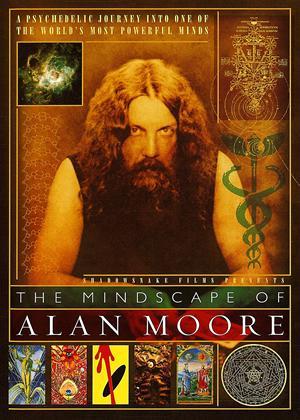 Rent The Mindscape of Alan Moore Online DVD Rental