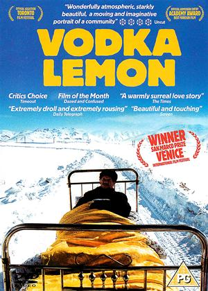 Rent Vodka Lemon Online DVD & Blu-ray Rental