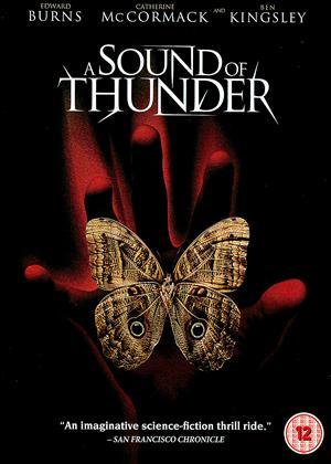 Rent Sound of Thunder Online DVD Rental