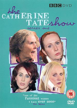 Rent The Catherine Tate Show: Series 1 Online DVD Rental