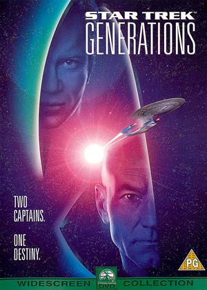 Star Trek 7: Generations Online DVD Rental
