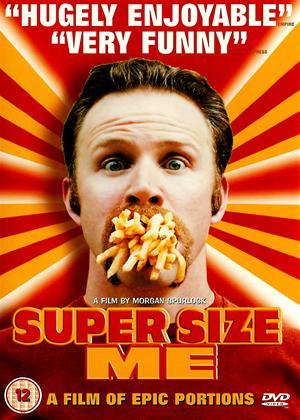 Super Size Me Online DVD Rental