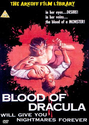 Rent The Blood of Dracula Online DVD Rental