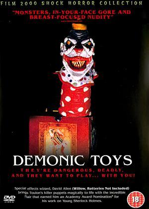 Rent Demonic Toys Online DVD Rental