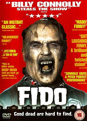 Rent Fido Online DVD Rental
