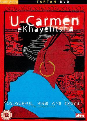 Rent U-Carmen Ekhayelitsha Online DVD Rental