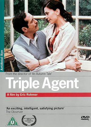 Rent Triple Agent (aka Triple agent) Online DVD Rental