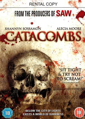 Rent Catacombs Online DVD Rental