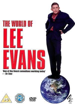 Rent The World of Lee Evans Online DVD Rental