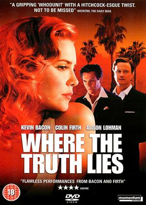Rent Where the Truth Lies Online DVD Rental