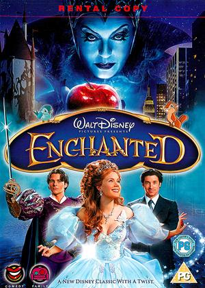 Enchanted Online DVD Rental