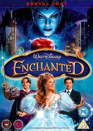 Rent Enchanted Online DVD & Blu-ray Rental