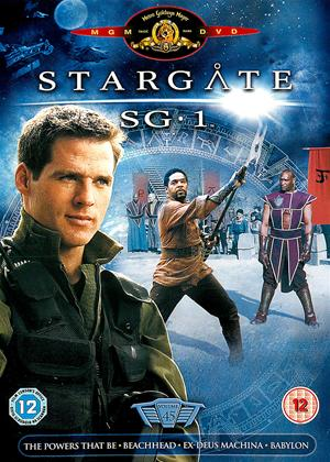 Rent Stargate SG-1: Series 9: Vol.45 Online DVD Rental