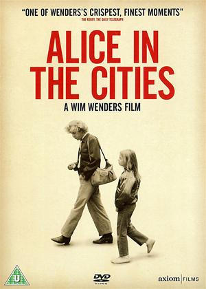 Rent Alice in the Cities (aka Alice in den Städten) Online DVD Rental