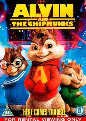 Alvin and the Chipmunks Online DVD Rental