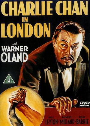 Rent Charlie Chan: In London Online DVD Rental
