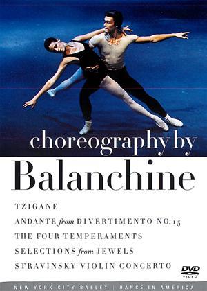 Rent Balanchine: Tzigane / Andante Online DVD Rental